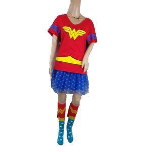 DC Comics Wonder Woman Stars Halloween Costume